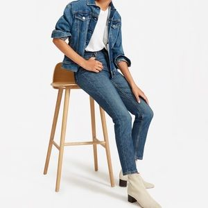 Everlane High Riser Jeans Size 25